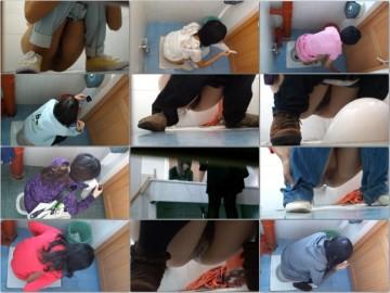 Chinese Toilet Voyeur 14