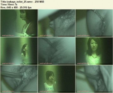 Izakaya Toilet 25