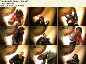 Kame Toilet 01