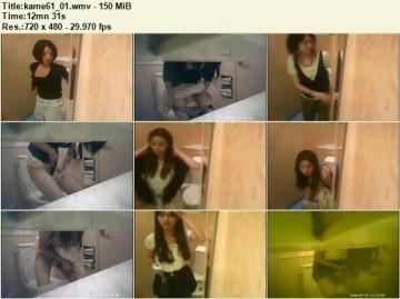 Kame Toilet 61