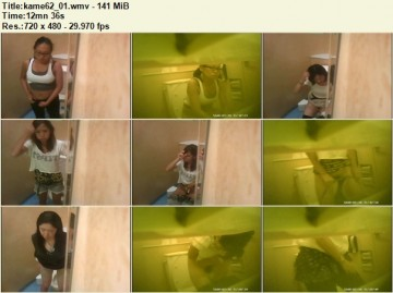 Kame Toilet 62