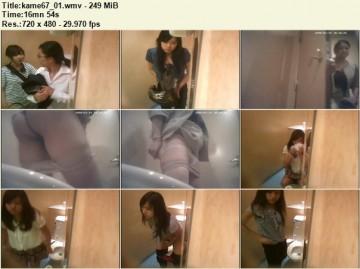 Kame Toilet 67