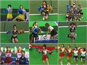 Cheerleaders Candid 65 – 66