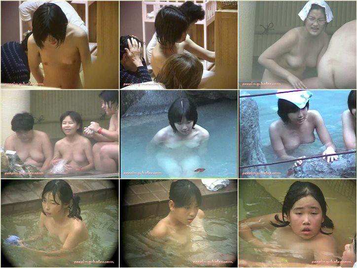 厳選美○女たち!! ZoomUp!! 新露天風呂盗撮 vol.7 – 12, bath voyeur, locker room voyeur, hidden camera bathhouse, peeping-holes gensen_roten, peeping-holes bath
