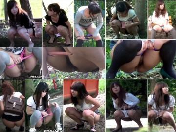 PissJapanTV Outdoor Pissers 27 – 32
