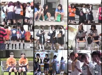 SK企画_学園祭の女の子達_Vol.01 – 04