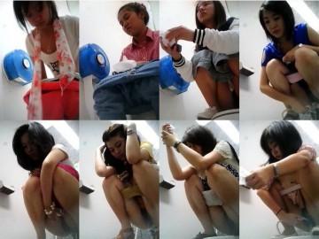 Thailand Student Toilet 17 – 18