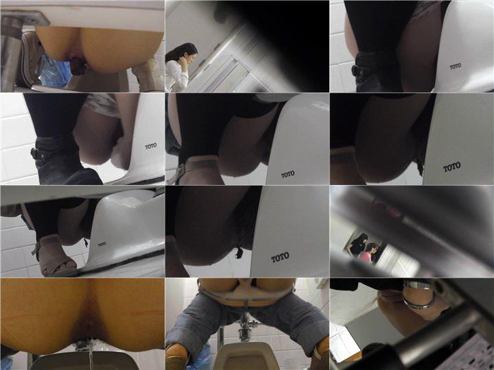 お銀さんの「洗面所突入レポート!!」, kt-joker toilet voyeur videos, japanese pissing kt-joker, chinese girls pee kt-joker