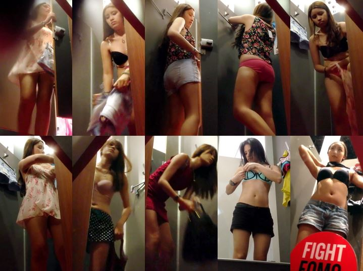 Singapore changing room voyeur, Thailand hidden camera video, fitting room spy Singapore
