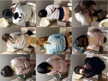 kt-joker ktginga100_00 化粧室絵巻 ショッピングモール編 VOL.16
