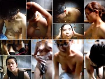 Vietnam Bathing girl Spy Camera