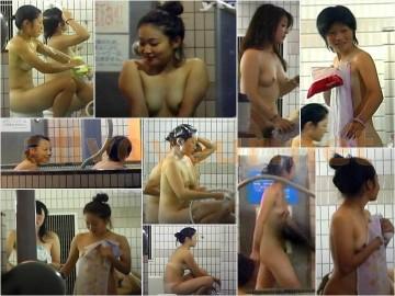 kt-joker ▲復活限定▲合宿ホテル女風呂盗撮 Vol.10-11