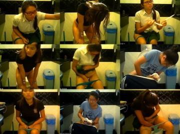 Singapore female toilet 16