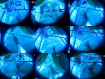 Tanning voyeur 1-4
