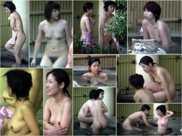 Aquaな露天風呂Vol.981-987