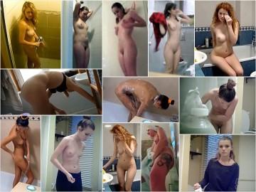 SpyIrl voyeur videos 55 – 57
