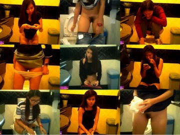 Singapore female toilet 17