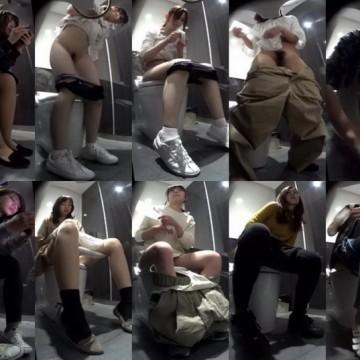 digi-tents zet446_3 絶妙アングル♪美人さんに利用されるトイレで秘部を高画質で☆彡