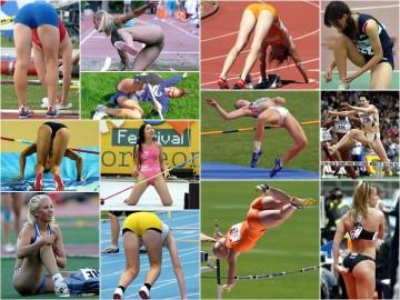 Sexy Athletes セクシーな運動選手 9-12