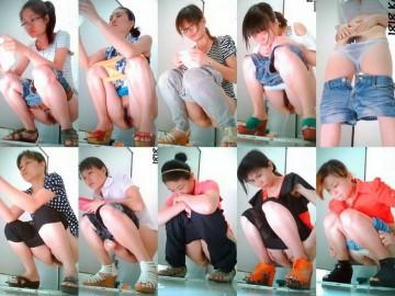 中国トイレ盗撮 chinavoyeur B722-B732