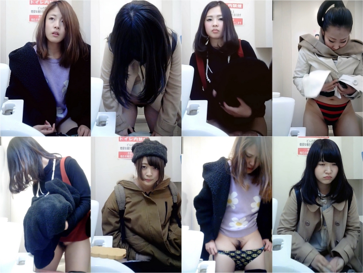 15269110 【再】美女コンビニトイレ02-02