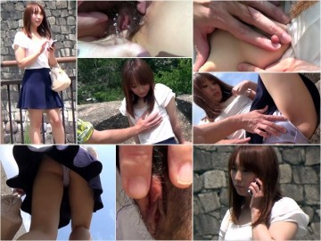 SexJapanTV sjt25673_9-def-1 NATURE GIRL DRENCHES THE PARK