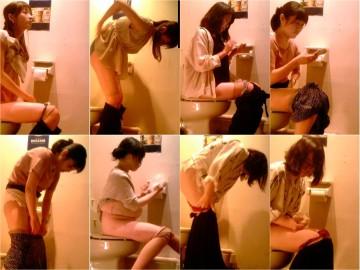 トイレ浪漫映像『全身くまなく編・こういうのでいいんだよ④』