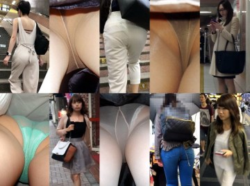 Gcolle Ass 25-28 【フルHD】ナチュラルパンスト×ショーパン美脚お姉さん