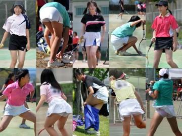 GcolleSport 42-44テニス少女達の美脚集, 硬式テニス-010