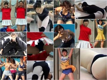 (PC/携帯対応)衝撃注意!!超美少女が激しいダンスでおっぱいポロリハプニング!!!