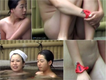 aqbj001_00 【露天風呂最高峰】発達途上の乳房とプリプリお尻の娘