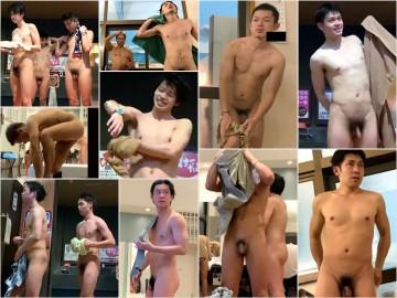 gay15364582 【蔵出し映像!!】男前&イケメン達の盗撮風全裸動画流出!!! 第②弾