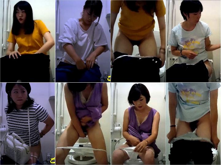 15319310 女子達のトイレ事情 vol.51
