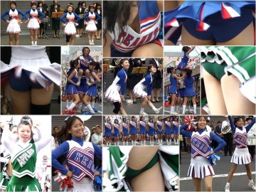 Gcolle Cheerleaders 在りし日のチアガール73