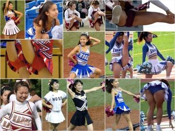 Gcolle Cheerleaders なにわガールズ190チア編(MPG版)