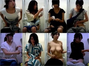 女子達のトイレ事情 傑作選2