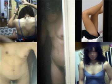 見応え充分!!抜けます。体育女子の美女が素っ裸でクネクネエクササイズ。