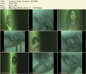 Izakaya Toilet 17