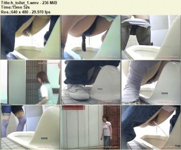 H Toilet 1