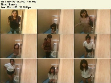 Kame Toilet 73