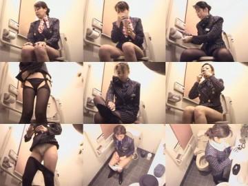 Airport Terminal Toilet stk024_0140_01