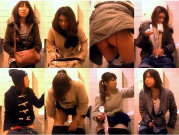 Peeping-Eyes Toilet TO-5964-TO-5969