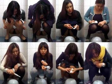 韓国秘密のトイレ