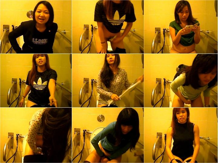 Singapore female toilet 29