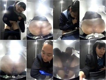 渡〇さんのう〇こ見たいですか?VIP和式トイレなコスプレ7-12