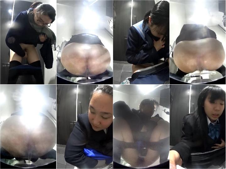 15341370 渡〇さんのう〇こ見たいですか?VIP和式トイレなコスプレ7-12