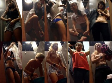 Asian changing room 12