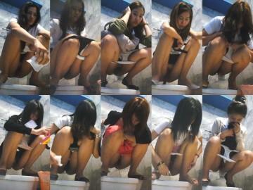 Thailand student toilet 42