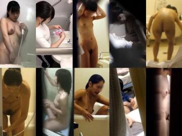 隠し撮り JDクラブ部長のシャワーオナニー, モデルの風呂上がりをゲット。スレンダーなボディと整えられた陰毛。。。衝撃最後バレ⁉都心のデザイナーズマンションに住むモデルのガチオナニー, 陰毛の処理をしているうちに、感じで濡れてしまったようです。下着に愛液がベットリ付着していました。。
